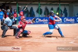 1 Maggio 2017 - Tecnolaser Europa Blue Girls vs. Sestese