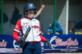 1 Maggio 2017 - Tecnolaser Europa Blue Girls vs. Sestese