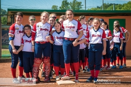 1 Maggio 2017 - Tecnolaser Europa Blue Girls vs. Sestese-4