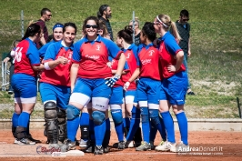 1 Maggio 2017 - Tecnolaser Europa Blue Girls vs. Sestese-5
