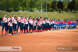 1 Maggio 2017 - Tecnolaser Europa Blue Girls vs. Sestese-8