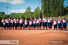 1 Maggio 2017 - Tecnolaser Europa Blue Girls vs. Sestese-9