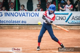 1 maggio 2018 - Blue Girls Tigers vs Piranhas-19