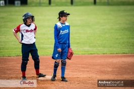 1 maggio 2018 - Blue Girls Tigers vs Piranhas