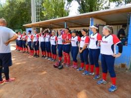 BlueGirls Cd Vs Forlì e Caronno 1° Playoff-1