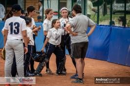 Under 12 : Sabato 8 Giugno 2018 / Blue Girls vs. Langhirano-10