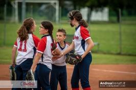 Under 12 : Sabato 8 Giugno 2018 / Blue Girls vs. Langhirano-11