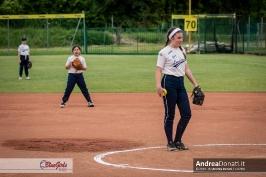 Under 12 : Sabato 8 Giugno 2018 / Blue Girls vs. Langhirano-3