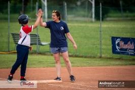 Under 12 : Sabato 8 Giugno 2018 / Blue Girls vs. Langhirano-7